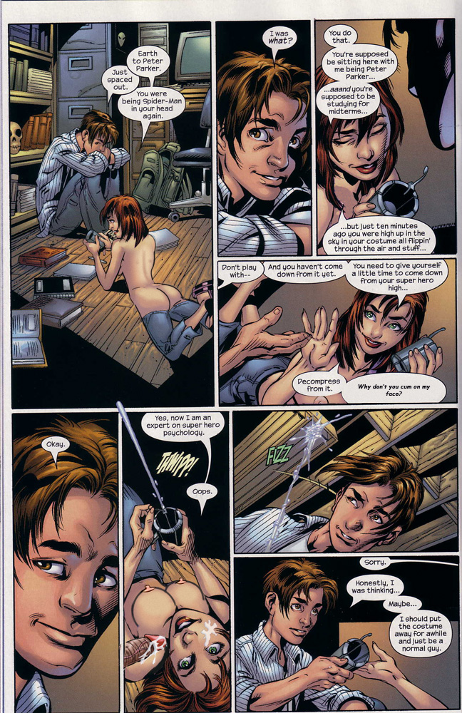 marvel spider man tiger ultimate white Father of the pride kate