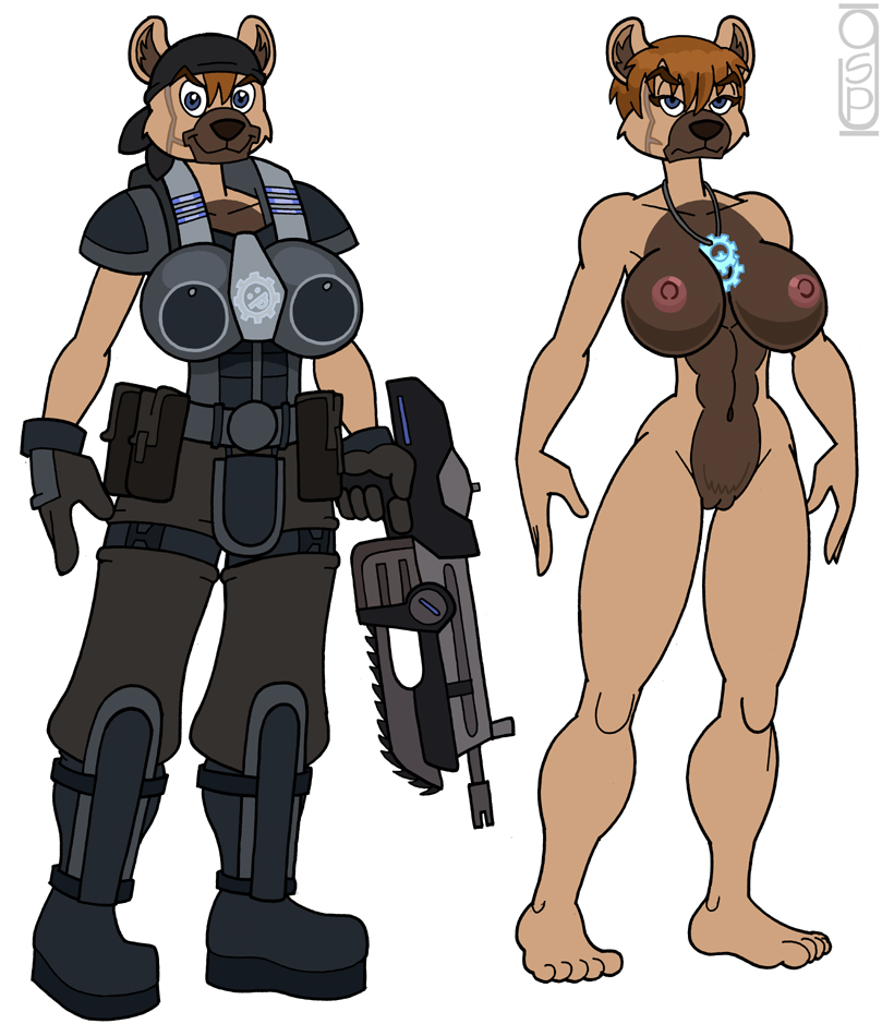 locust of female gears war Panty and stocking transformation quote