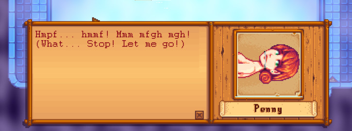 in where valley stardew find to sebastian Goku and chi chi porn