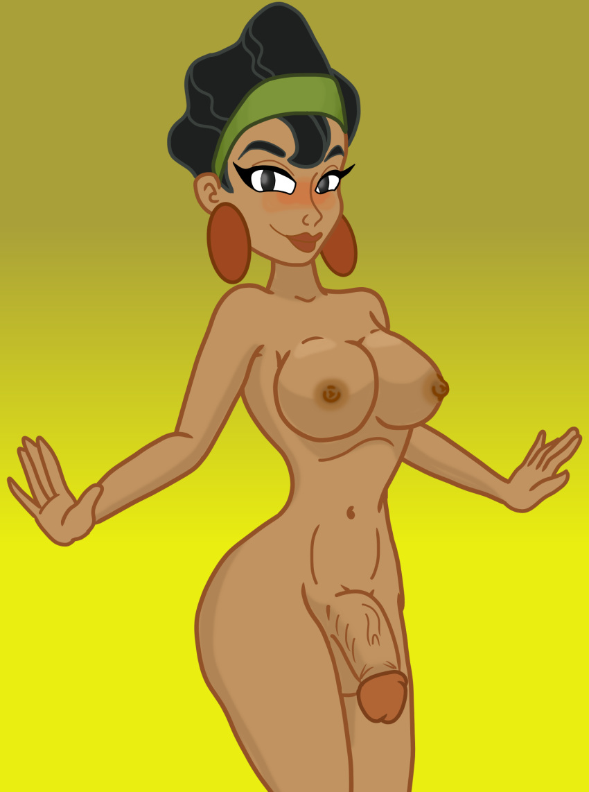 emperor's groove the new hentai Total drama island gwen naked