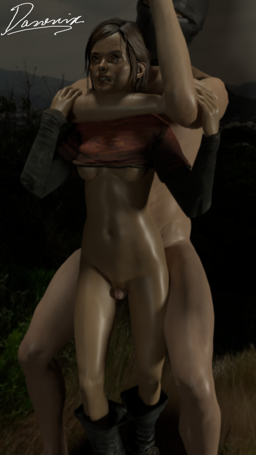 naked last the us of Conker's bad fur day zombies