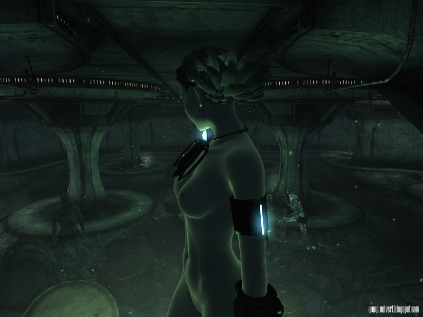 4 stealth chinese suit fallout Metal gear quiet