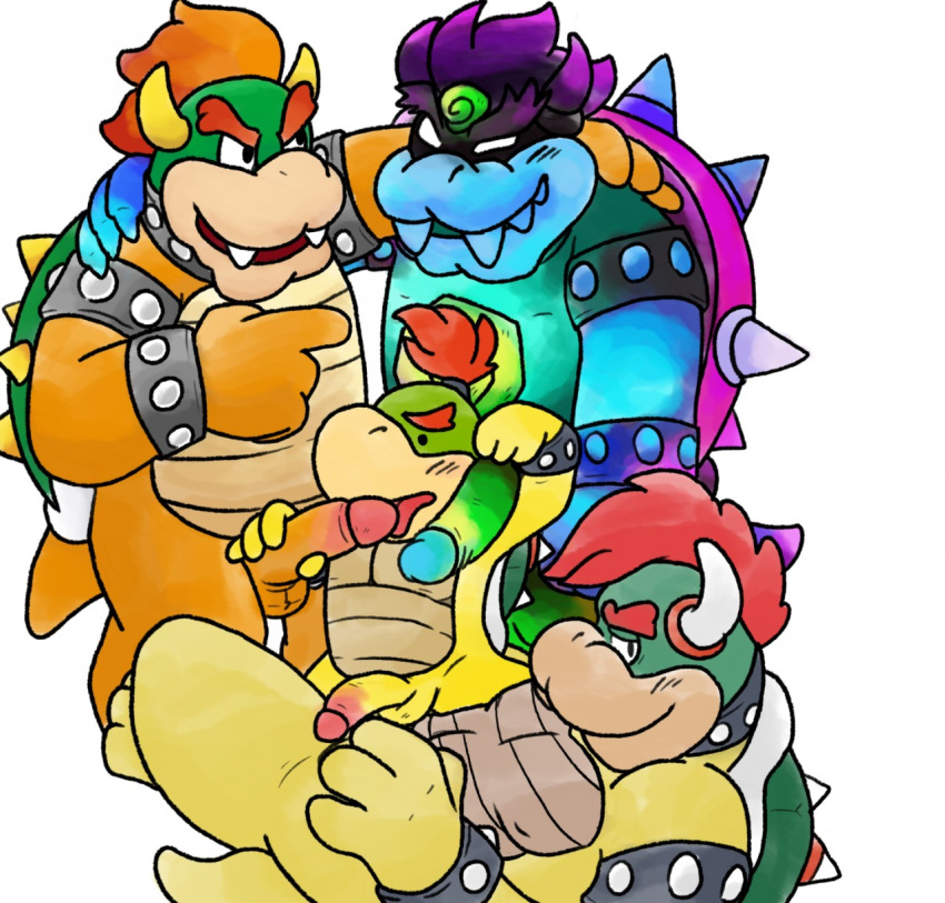 with jr day bowser a Undertale sans x underfell papyrus