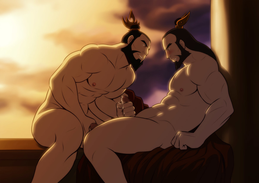 legend of the korra raava Tiger and bunny