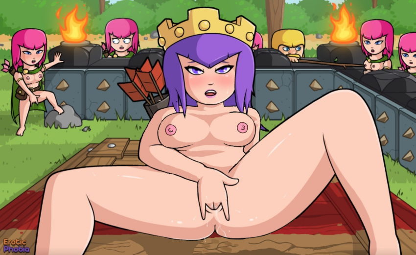 of afro clans wizard clash Pictures of raven from cartoon network