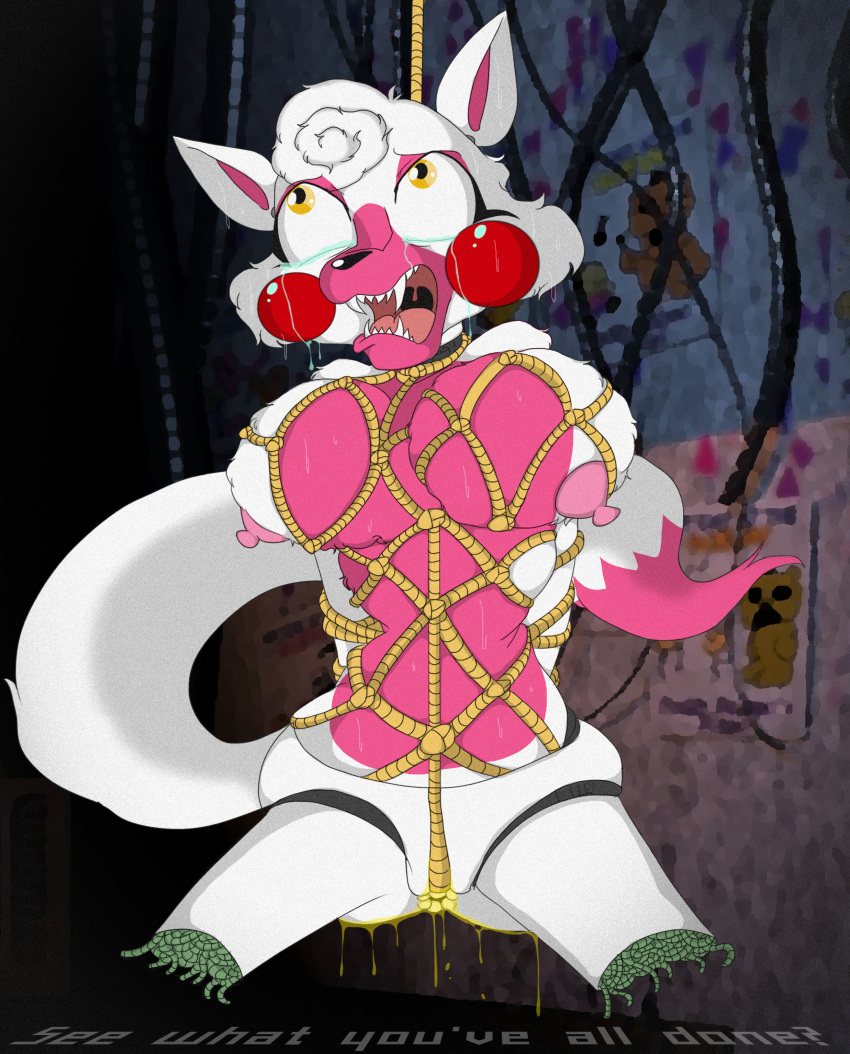 1 part mangle vs chica To love-ru naked