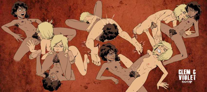 dead the walking game nude Out-of-placers